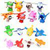 Creative Kids Deformable Aircraft Model Toy 8PCS - MULTI-A