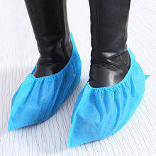 44472e986ced 26% OFF Disposable Non-woven Fabrics Shoe Covers for Household 100 Pieces