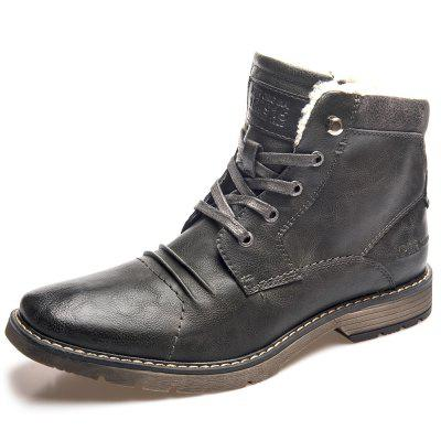Men's Fashion and Light Boots