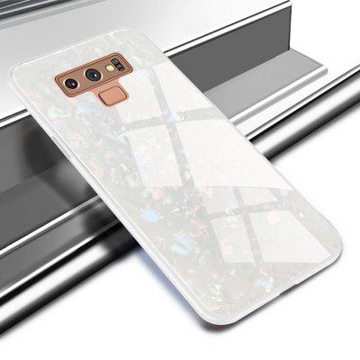 Glass Shell Mobile Phone Case for Samsung Galaxy Note 9