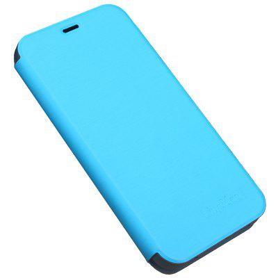 Solid Color Flip Phone etui na telefon Cubot X18