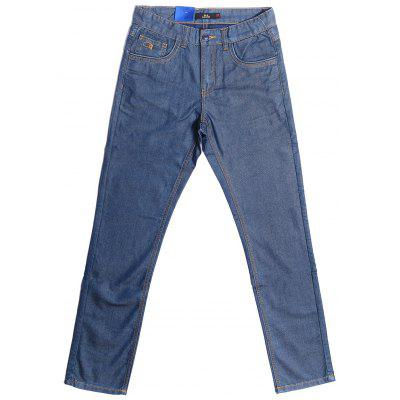 A LA MASTER Male Slim Jeans Pants