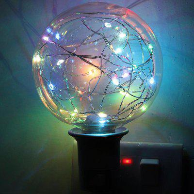 LED Copper Line Starry Style Bulb Effect Lamp