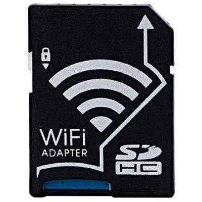 CY WiFi Wireless TF / Micro SD to SD / SDHC / SDXC Adapter