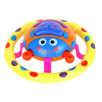 Infant Bed Beetle Handbell Children Educational Toy