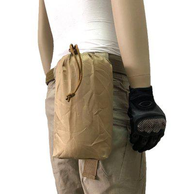 Outdoor Multifunctional Leisure Tactical Waist Bag for Cycling