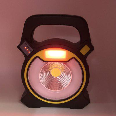 Camping USB Charging COB Work Lamp Warning Light