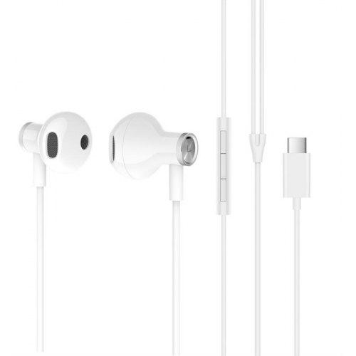 cf2831dd0df Original Xiaomi BRE02JY Type-C Dynamic Earphone In-ear Earbuds | Gearbest