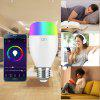 Utorch LE7 E27 WiFi Smart LED Bulb App / Voice Control 1PC - WHITE