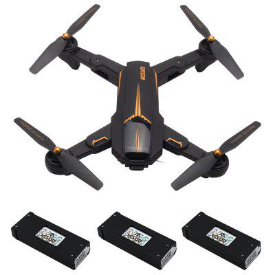 VISUO XS812 GPS 5G WiFi FPV w/ 2MP/5MP HD Camera 15mins Flight Time Foldable RC Drone Quadcopter RTF Image