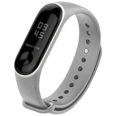 Dual Color Anit-lost Strap Watch Watch pro Xiaomi Mi Band 3