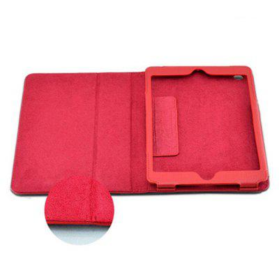 Two-folded Litchi Grain Tablet Cover for iPad mini 2