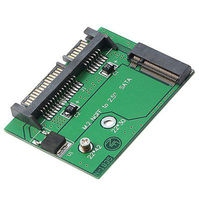M.2 ( NGFF ) SSD to 2.5 inch SATA Converter Card