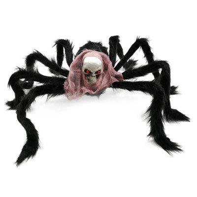 Halloween Decoration Plush Spider