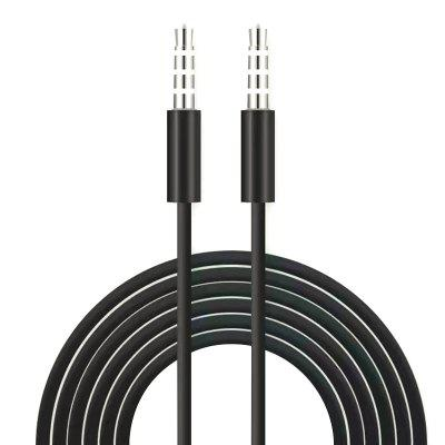 3,5 mm Male naar 3,5 mm male audio AUX kabel 1M