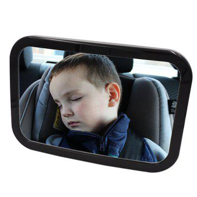 360 Degrees Rotatable Car Safety Reverse Back Seat Rear View Mirror Headrest Baby Monitor