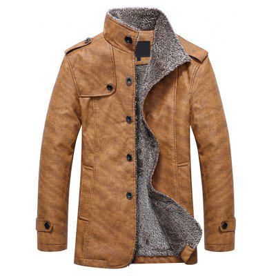 Men's Fashion Plus Size Warm Casual Jacket