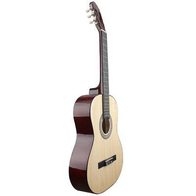 MEIBEITE Classical 39 inch Guitar Rounded Corner