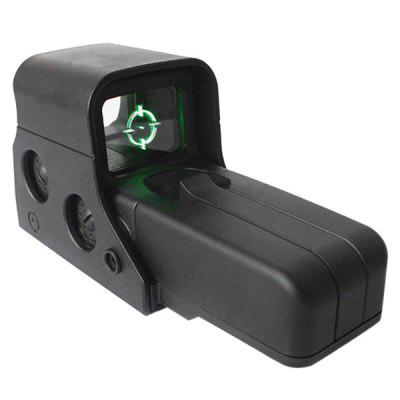 Illuminated Optics Hunting Scope Dot Sight Device