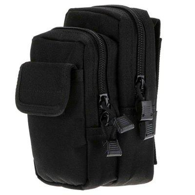 Tactic Molle Wear-resistant Outdoor Sports Waist Bag Mobile Phone Pouch