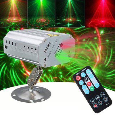 LED Laser Projector Stage Light
