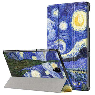 Fashion Painted Tablet Cover voor Samsung Galaxy TAB S4