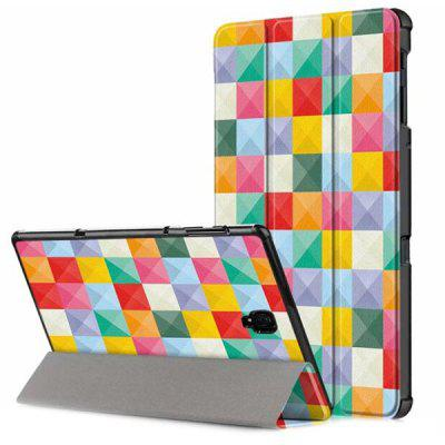 Foldable Painted Tablet Cover for Samsung Galaxy TAB A