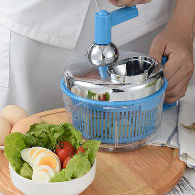 Manual Vegetable Chopper Portable Food Blender