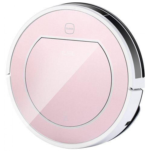Gearbest ILIFE V7s Plus Smart Robotic Vacuum Cleaner - ROSE GOLD