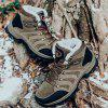 Outdoor Wearable High Anti-slip Shoes for Men - BROWN