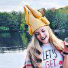 Personality Turkey Hat for Christmas - YELLOW