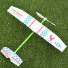 Rubberband Power Foam Aircraft Model Toy - WIT