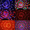 RGB LED Laser Projector Stage Light - ZWART