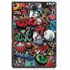Foldable Painted Tablet Cover for Samsung Galaxy TAB S4 - MULTI-A