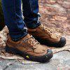 Male Stylish Comfortable Outdoor Ventilate Sports Shoes - LIGHT BROWN