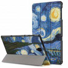 Foldable Leather Tablet Cover for Samsung Galaxy TAB A