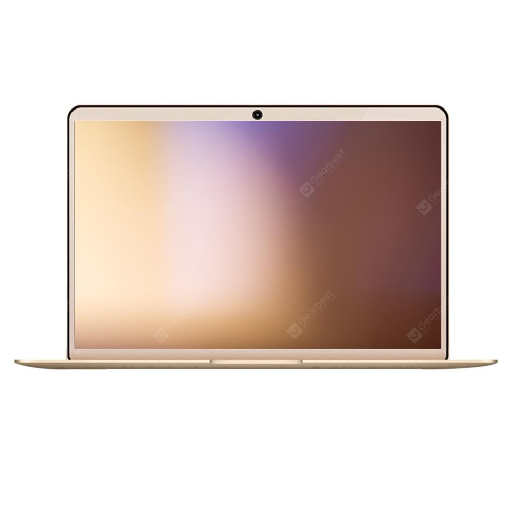 AIWO 737A Laptop 13.3 inci Windows 10 English Version Intel Apollo Lake N3450 Quad Core 1.1GHz 6GB RAM 256GB SSD HDMI Front Camera