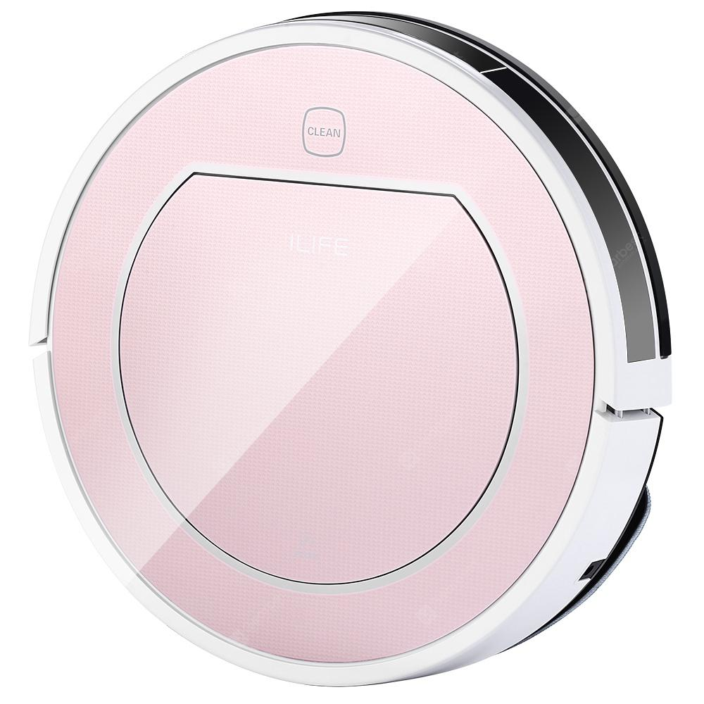 ILIFE V7s Plus Smart Robotic Aspirador E ROSE GOLD