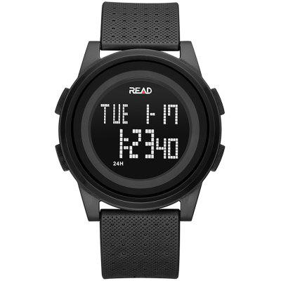 READ Fashion Sports Waterproof Electronic Digital Watch