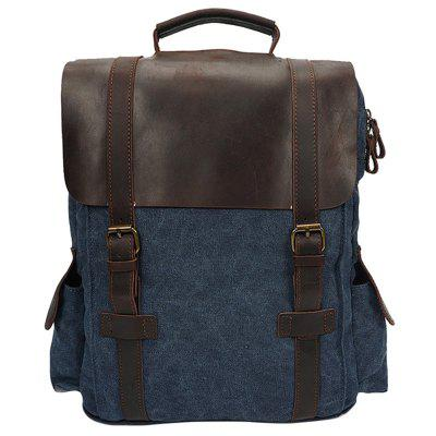 90ca02b4cae7 JOYIR Fashinon First Layer Leather Backpack for Man -  88.26 Free ...