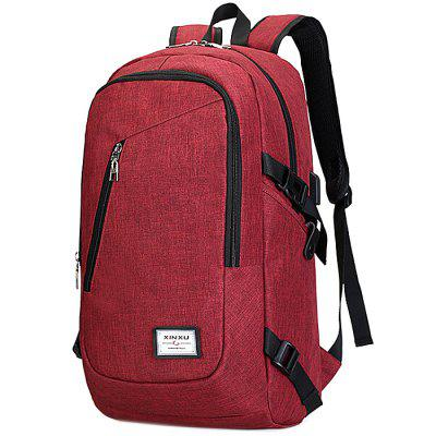 Leisure Business Large Capacity Backpack