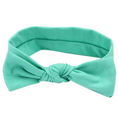 Autumn and Winter Children's Scarf  Cap Bow Head Band
