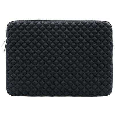 Diamond Pattern Light Weight Protective Laptop Bag for Macbook