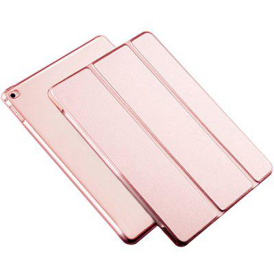 Stylish Full Covered Silicone + PU Tablet Cover for iPad