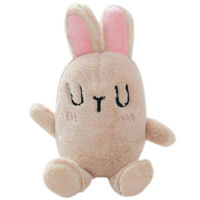 Cute Cartoon Rabbit Plush Doll Toy for Kids or Girlfriends