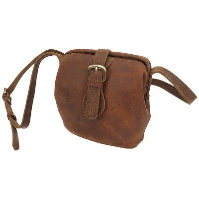 GFAVOR 002 Classic Leather Crossbody Bag for Women