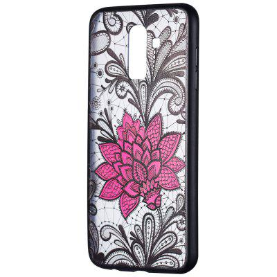 Creative TPU + PC Embossed Phone Case for Samsung Galaxy J8 2018
