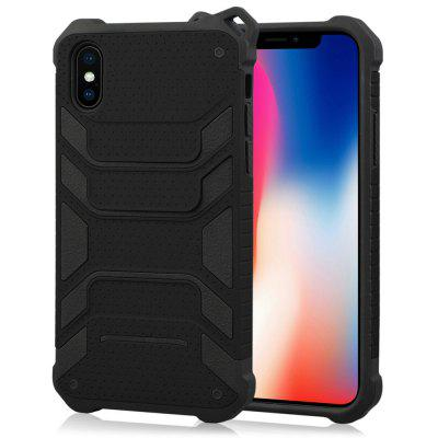 TPU + PC Ultrathin Phone Case for iPhone XS Max
