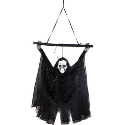 Voice-activated Halloween Decoration Props Horror Ghost