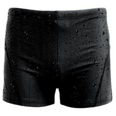 COPOZZ Outdoor Professional Breathable Men Swimming Shorts Waterproof Trunks